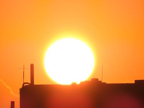 金色的太陽 的 免費圖庫相片