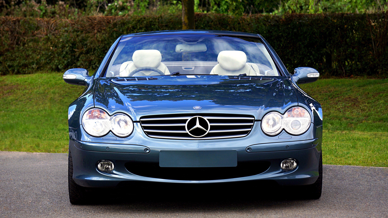 Kostenloses Stock Foto zu mercedes benz, sl500, sportwagen