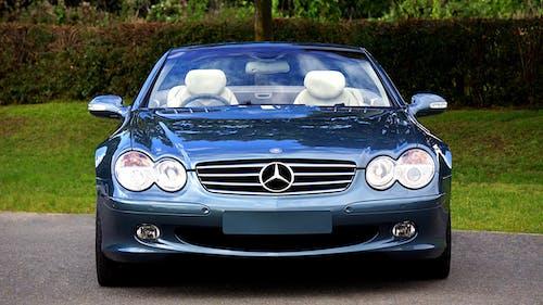 Δωρεάν στοκ φωτογραφιών με mercedes-benz, sl500, αγωνιστικό αυτοκίνητο