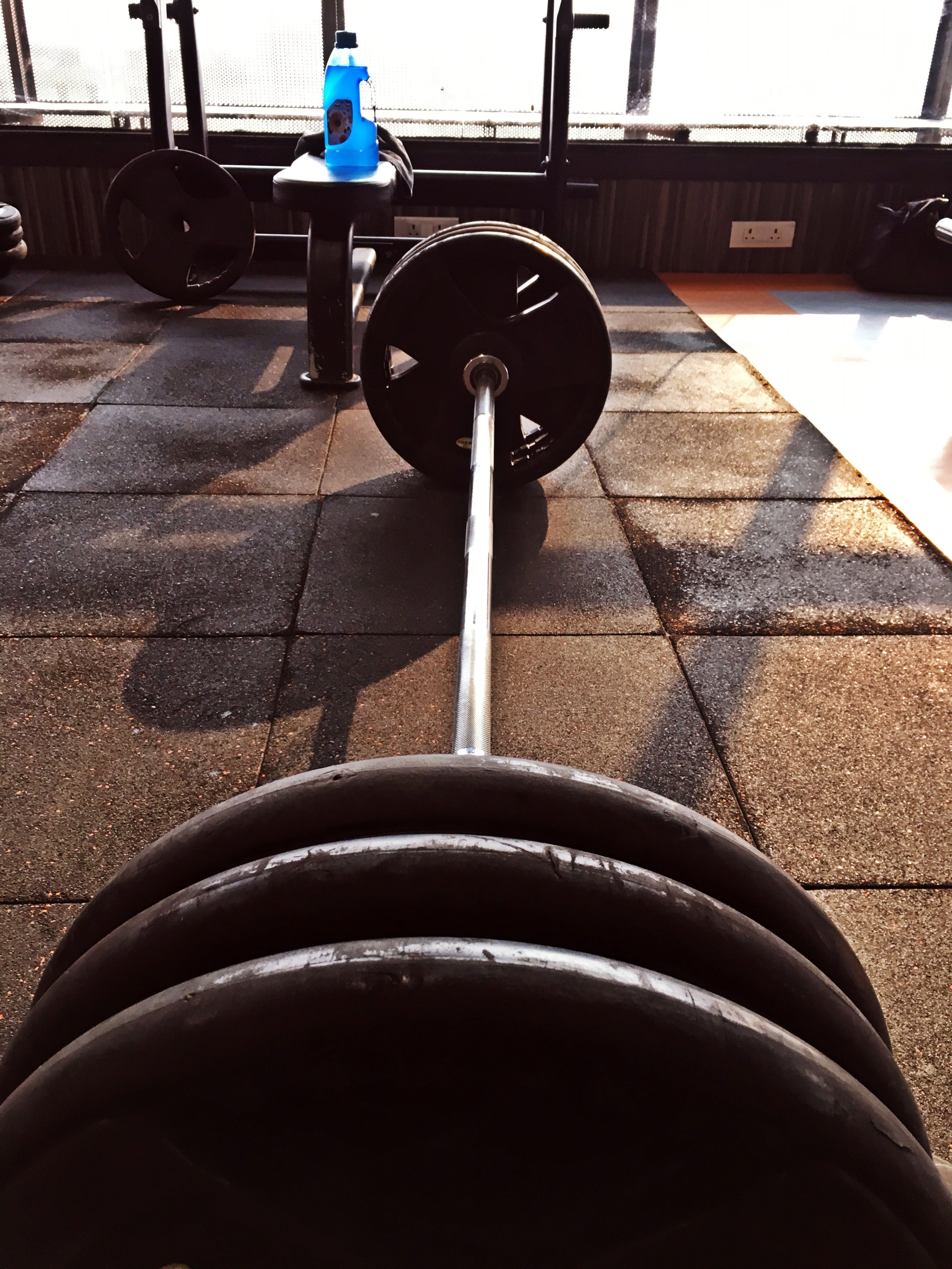 Free stock photo of deadlift, early morning, fit, fitness