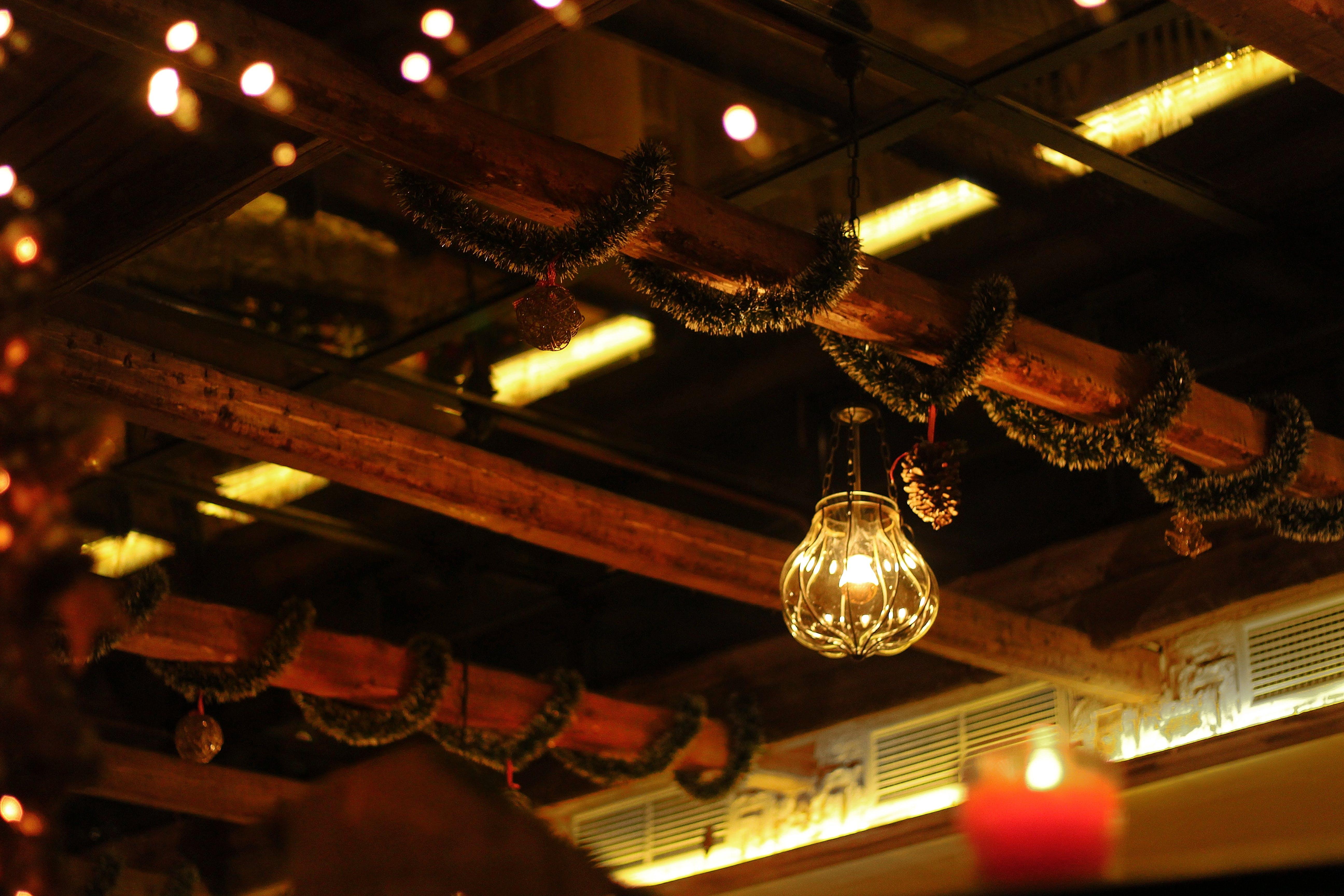 Unique Ceiling Lamp