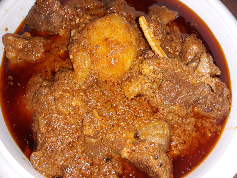 Free stock photo of mutton, spicy mutton, spicy mutton curry