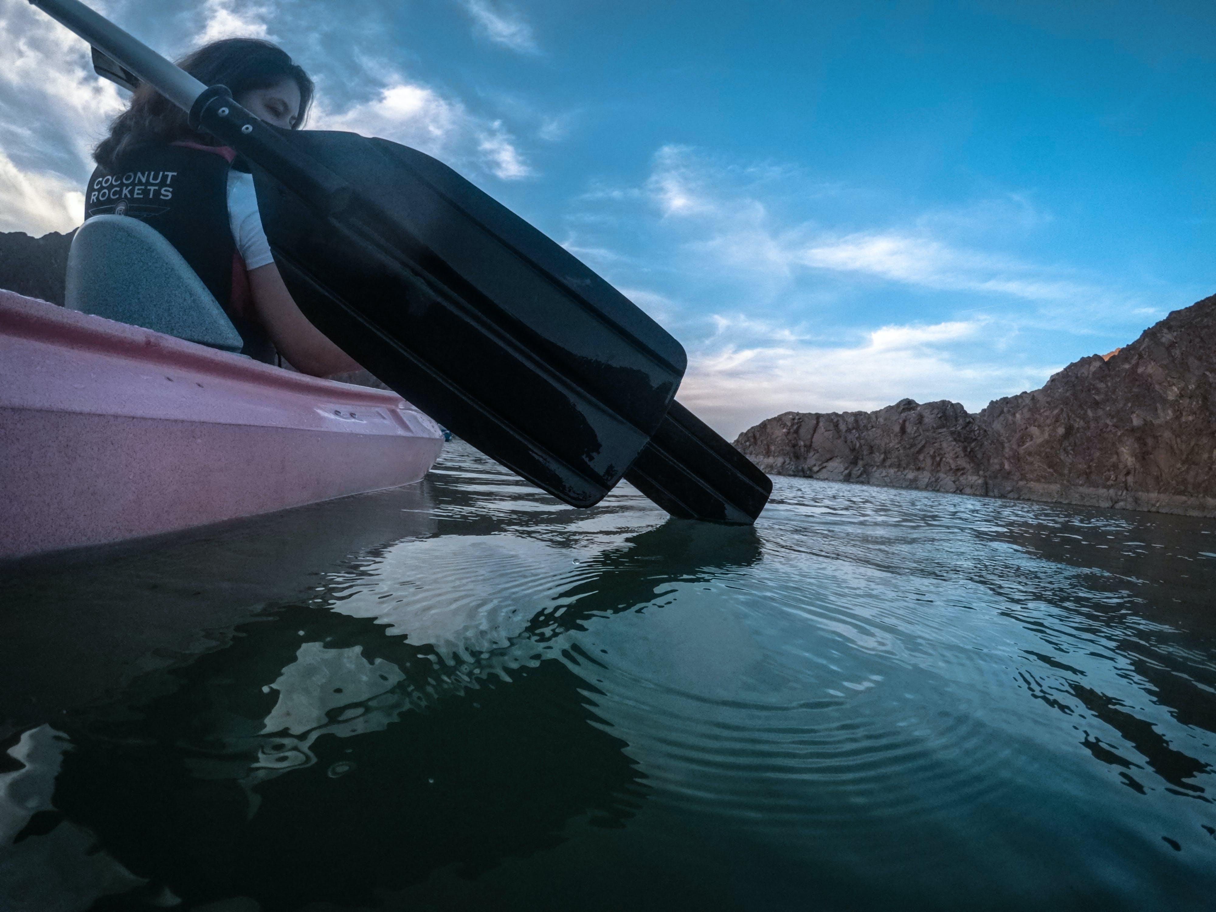 Free stock photo of kayak, kayaking