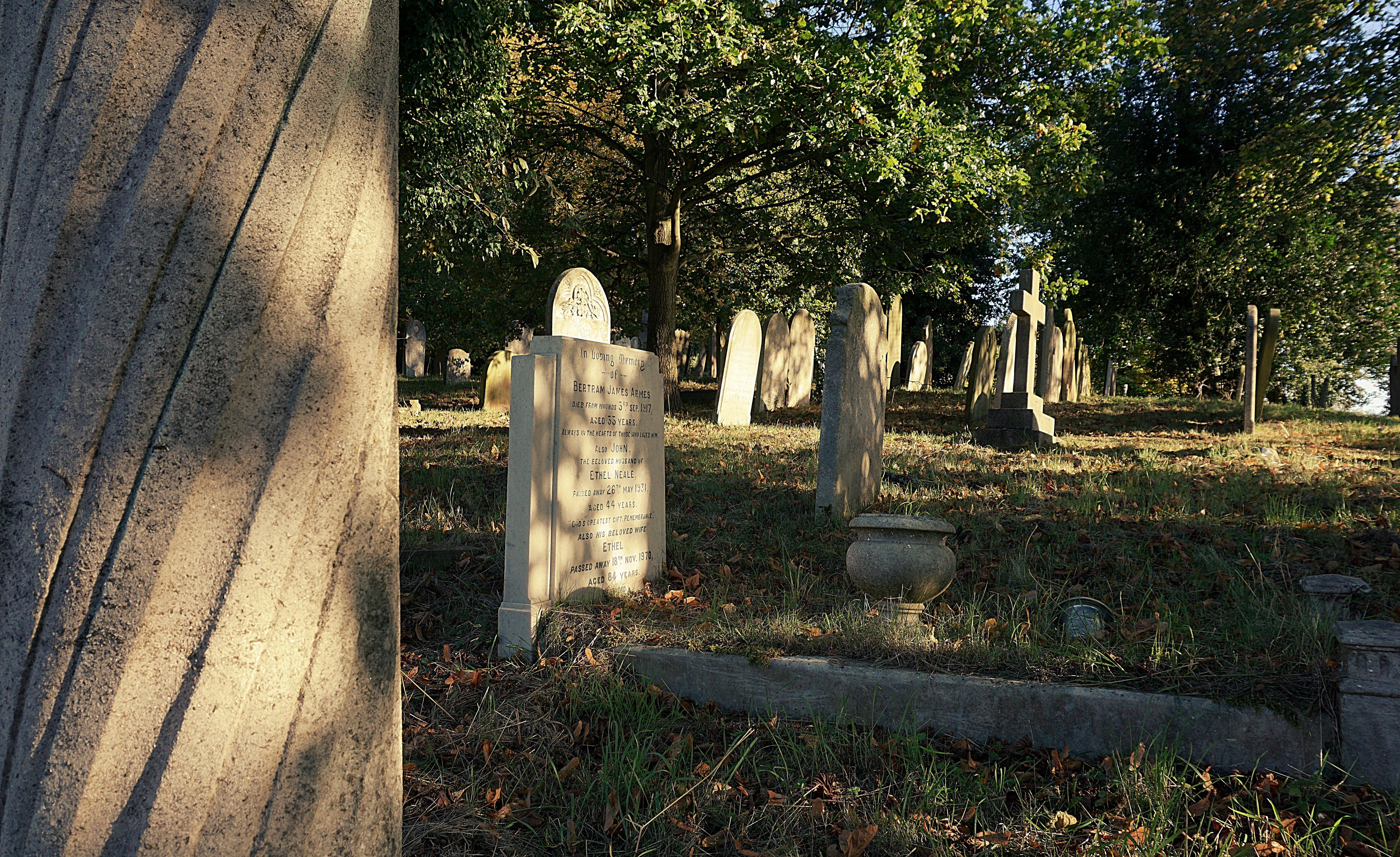 Free stock photo of cemetery, grave, grave stones, graves