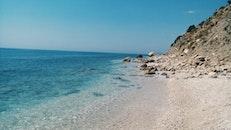 sea, nature, beach
