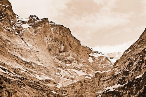 Free stock photo of alp, alps, brown, calm