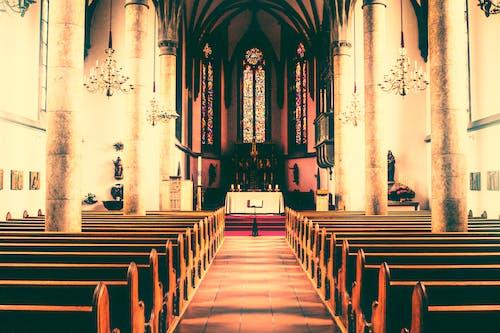 Free stock photo of church, interior, liechtenstein, vaduz