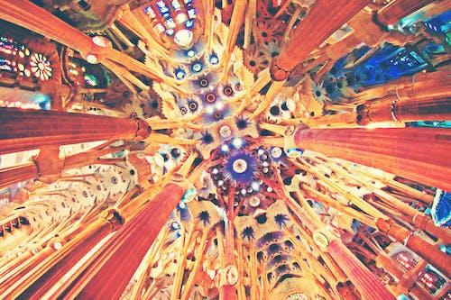 Free stock photo of architecture, barcelona, church, Gaudí