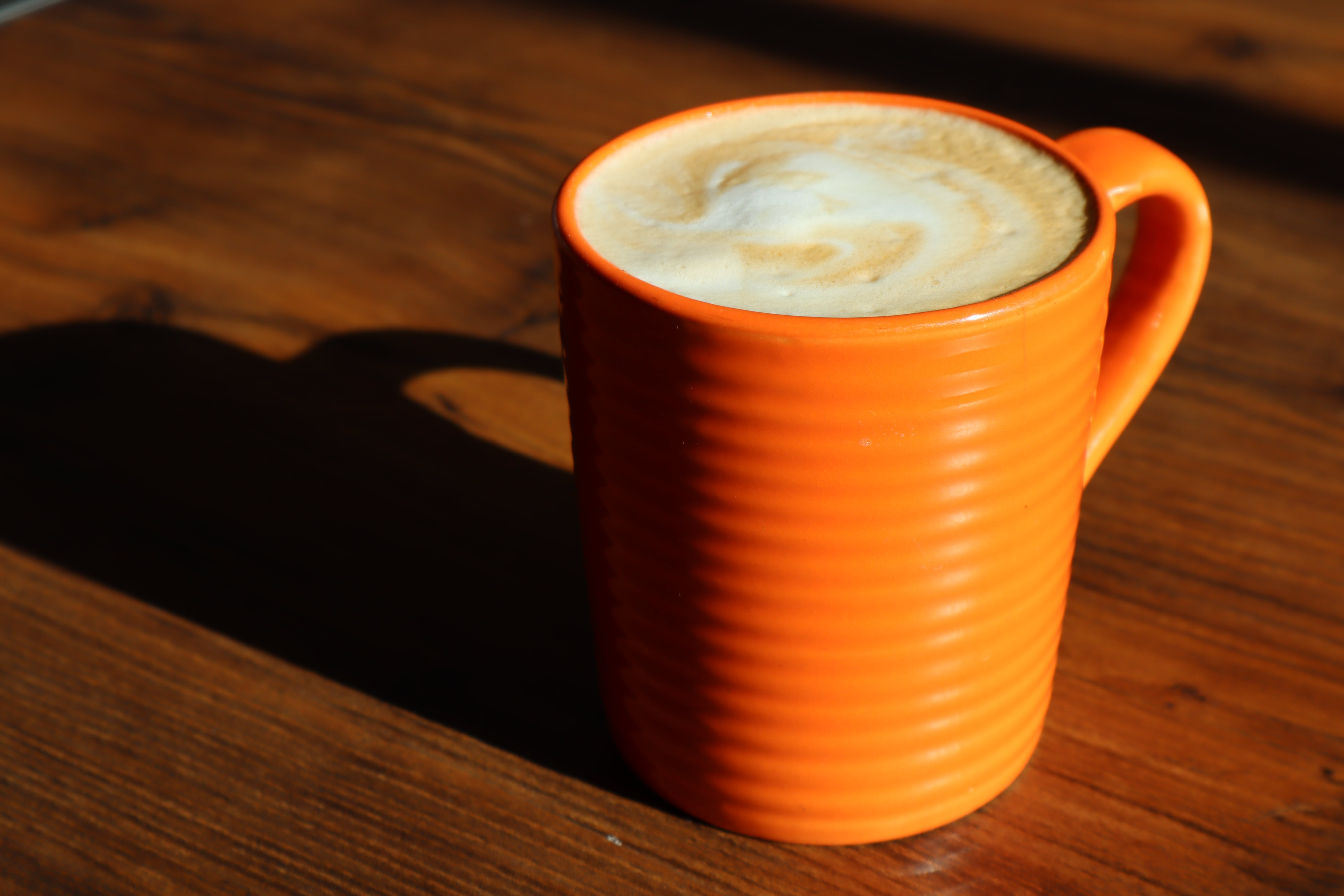 Close-Up Photo of Coffee