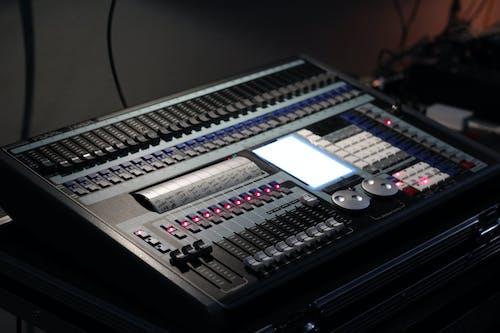 Ảnh lưu trữ miễn phí về Âm nhạc, hỗn hợp âm thanh, máy trộn âm thanh