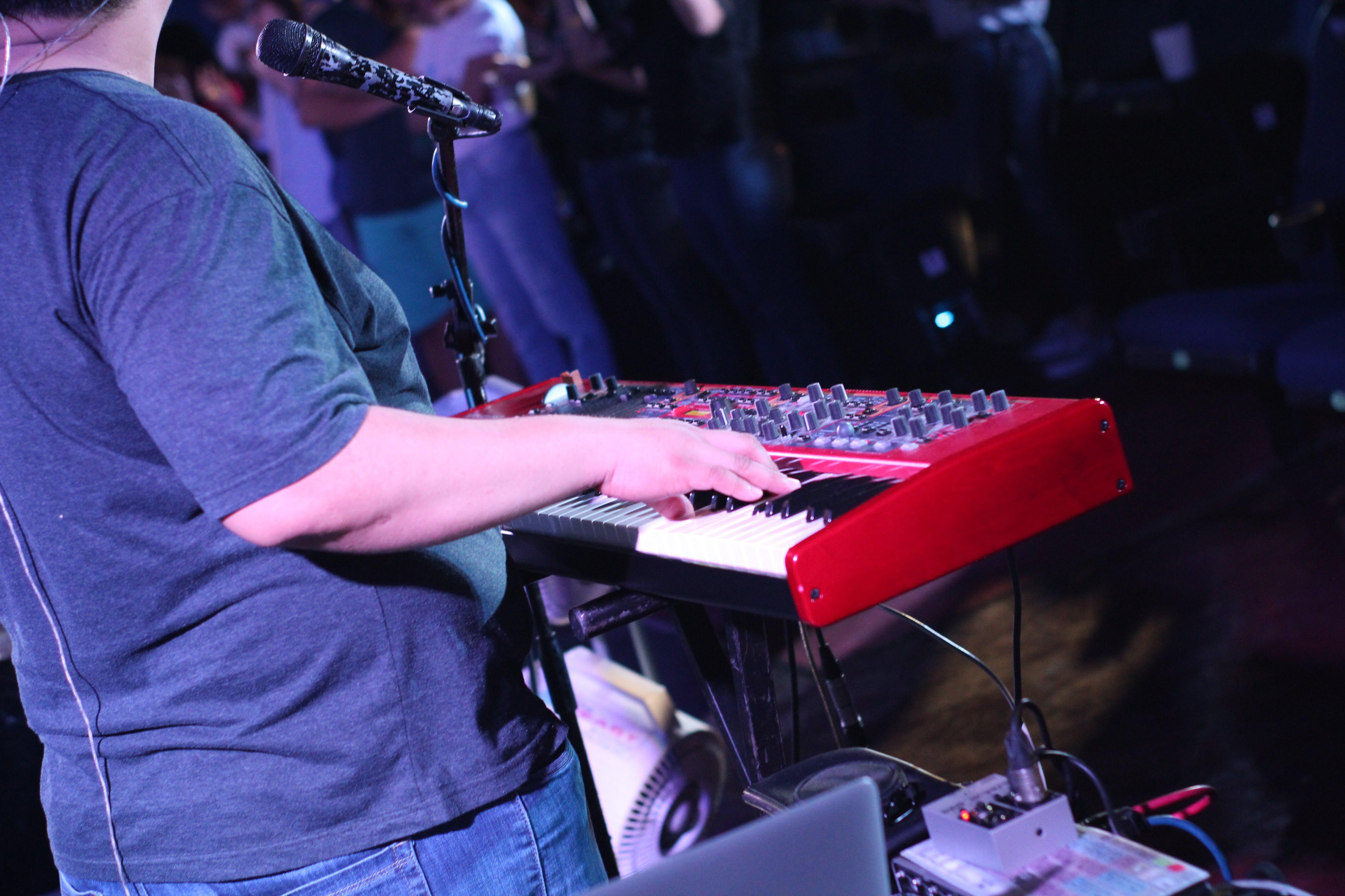 Free stock photo of keyboard, music