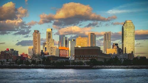 คลังภาพถ่ายฟรี ของ ทิวทัศน์เมือง, นิวยอร์กซิตี้, ริมฝั่งแม่น้ำ, วิวเมือง