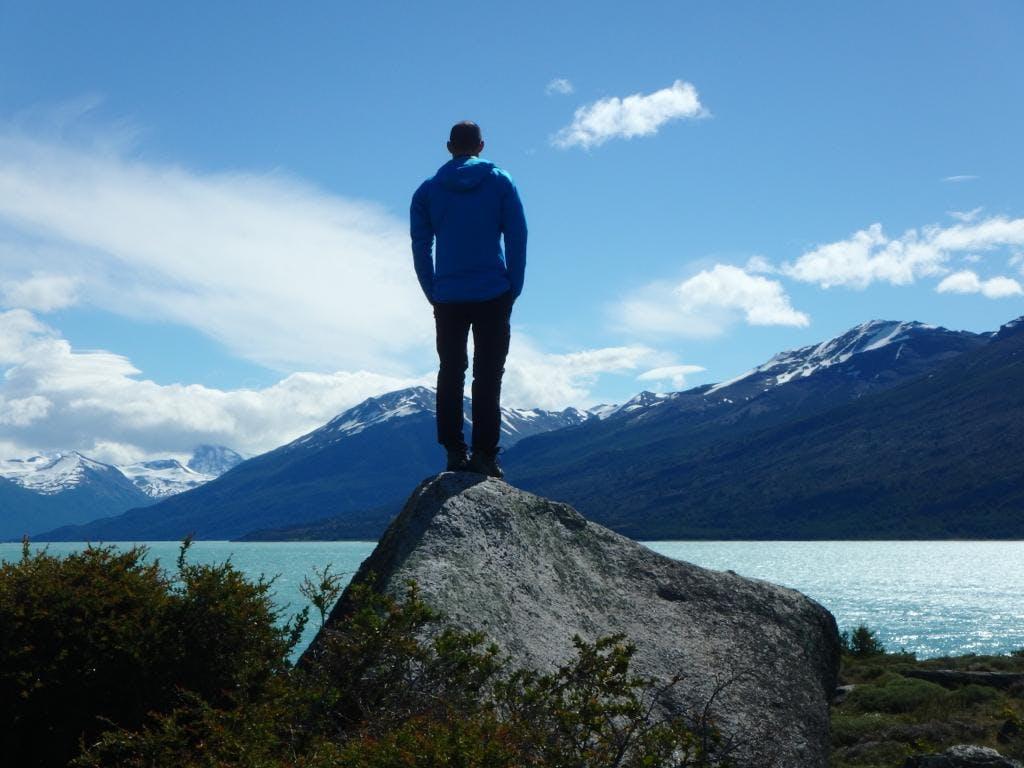 Kostenloses Stock Foto zu abenteuer, blau, challenge, klettern
