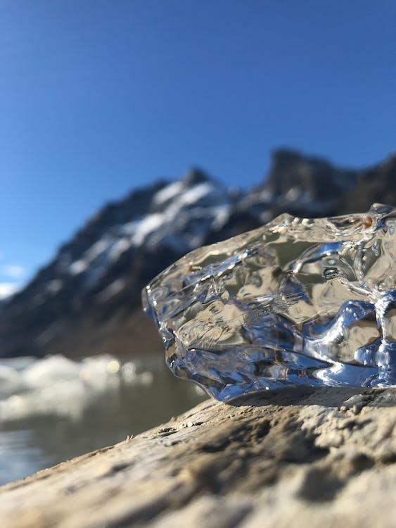 buz, Güneş, montain içeren Ücretsiz stok fotoğraf