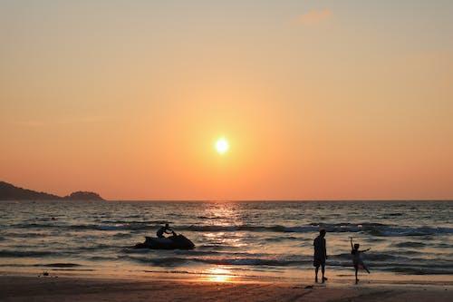 Free stock photo of #happy, #sunset, golden
