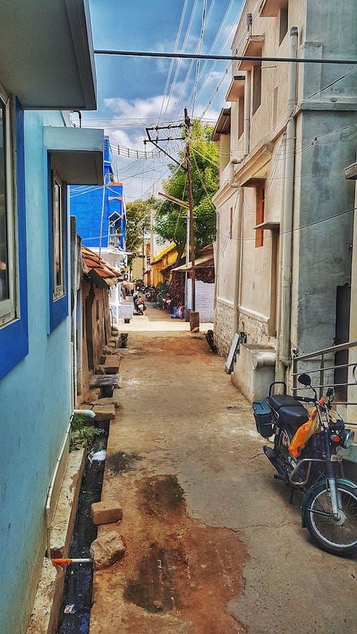 Foto profissional grátis de rua indiana