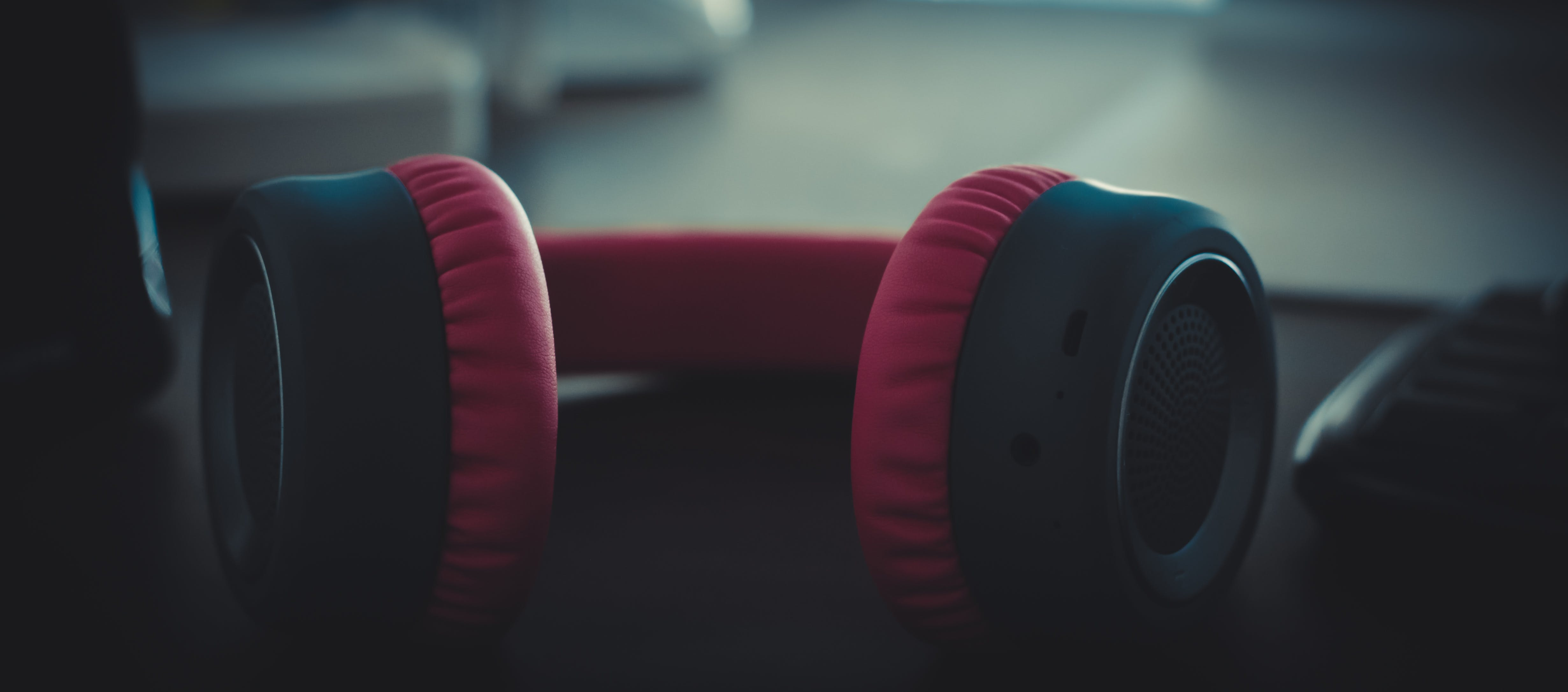 Free stock photo of editing, gadget, grey, headphones