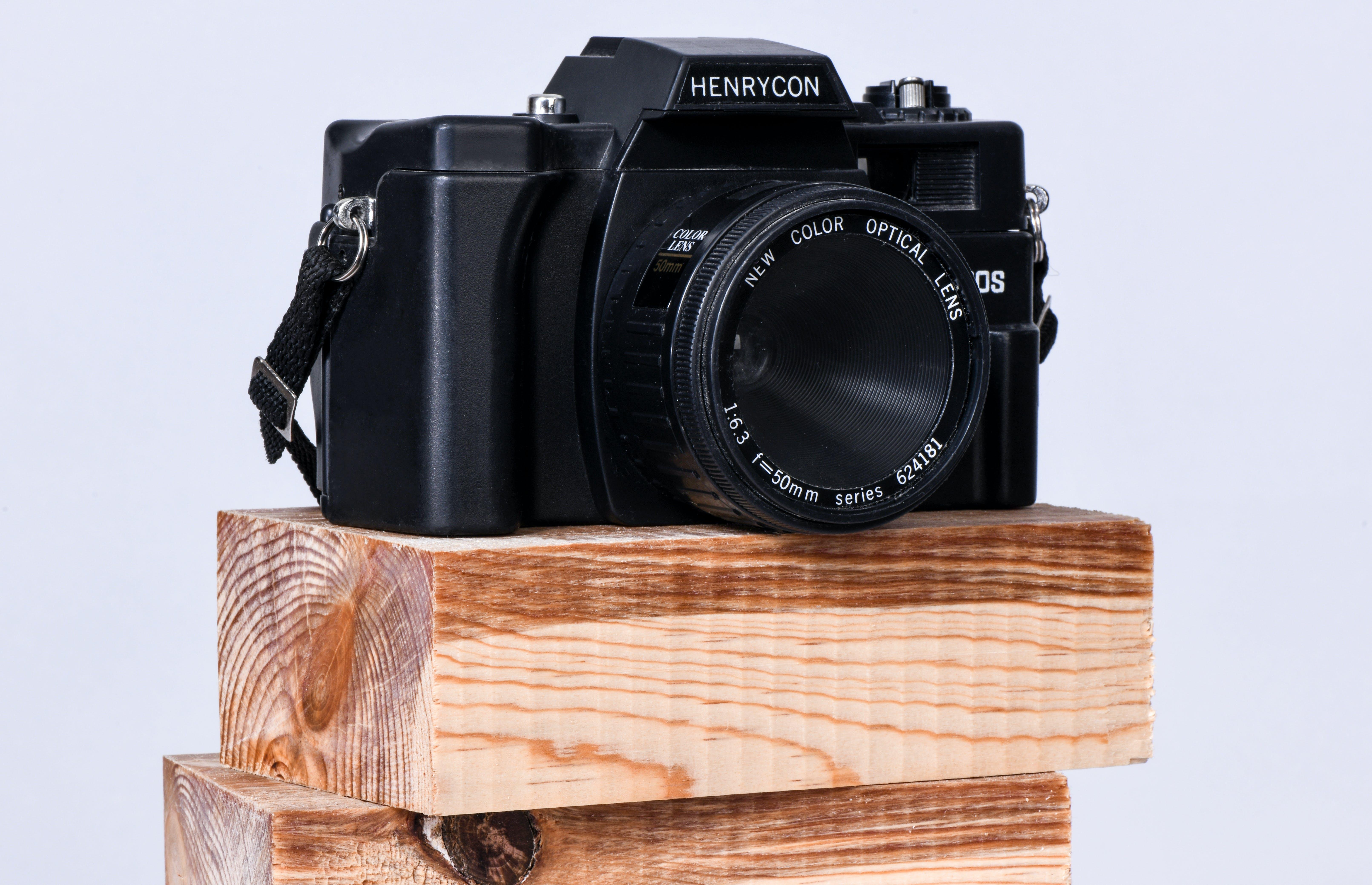 Kostenloses Stock Foto zu ausrüstung, fokus, henrycon, holz