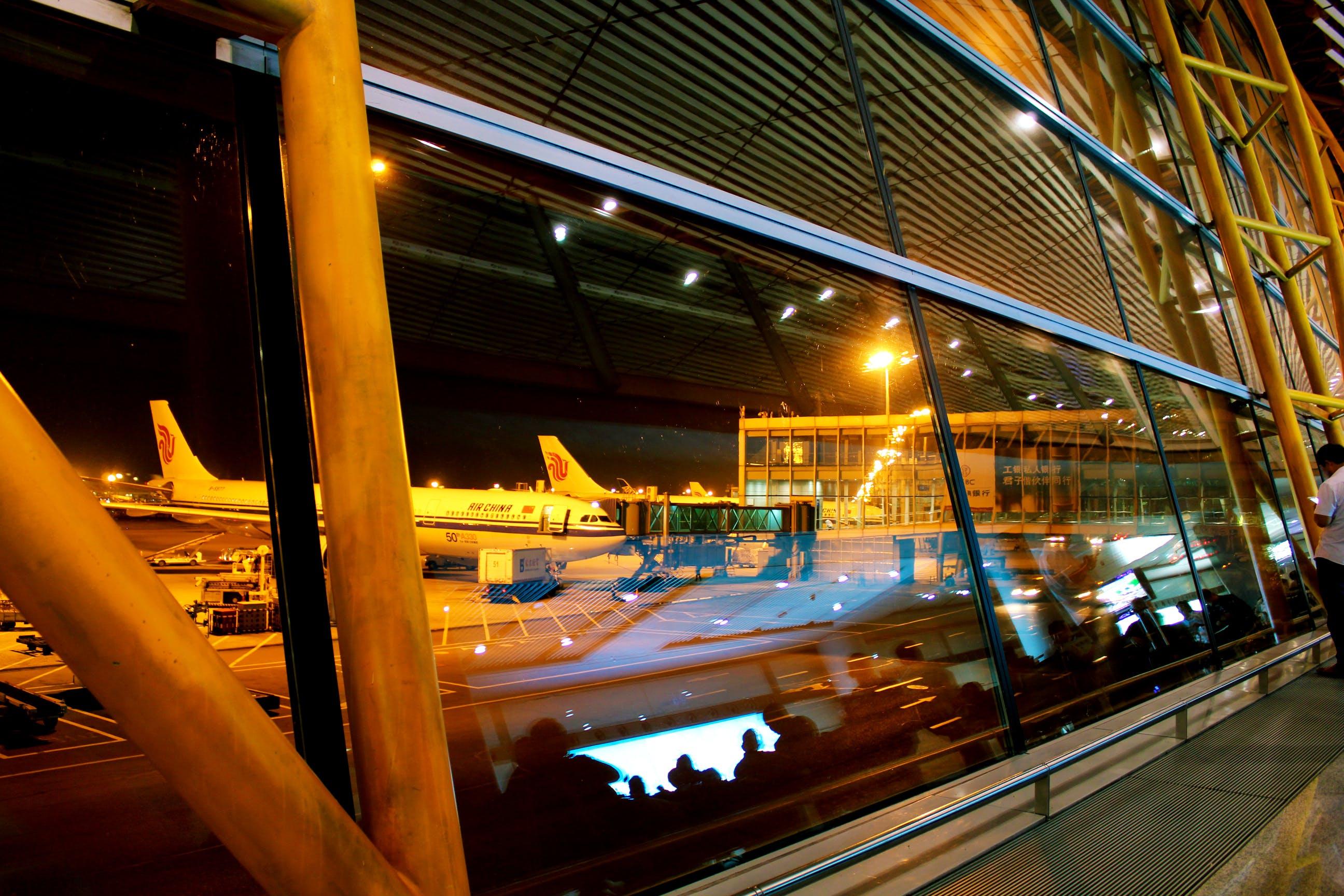 Free stock photo of Beijing Capital International Airport