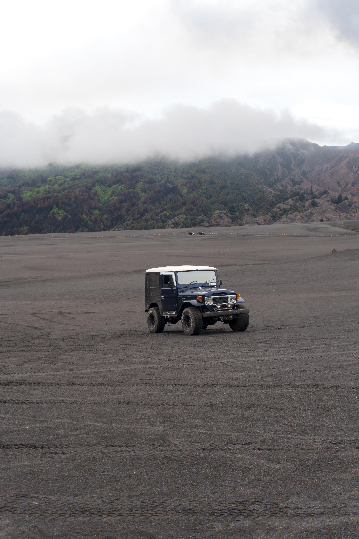 Black Toyota Cruiser