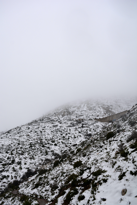 Ảnh lưu trữ miễn phí về băng, bầu trời, cao, có sương mù
