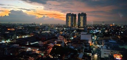 Základová fotografie zdarma na téma večerní pohled na medana