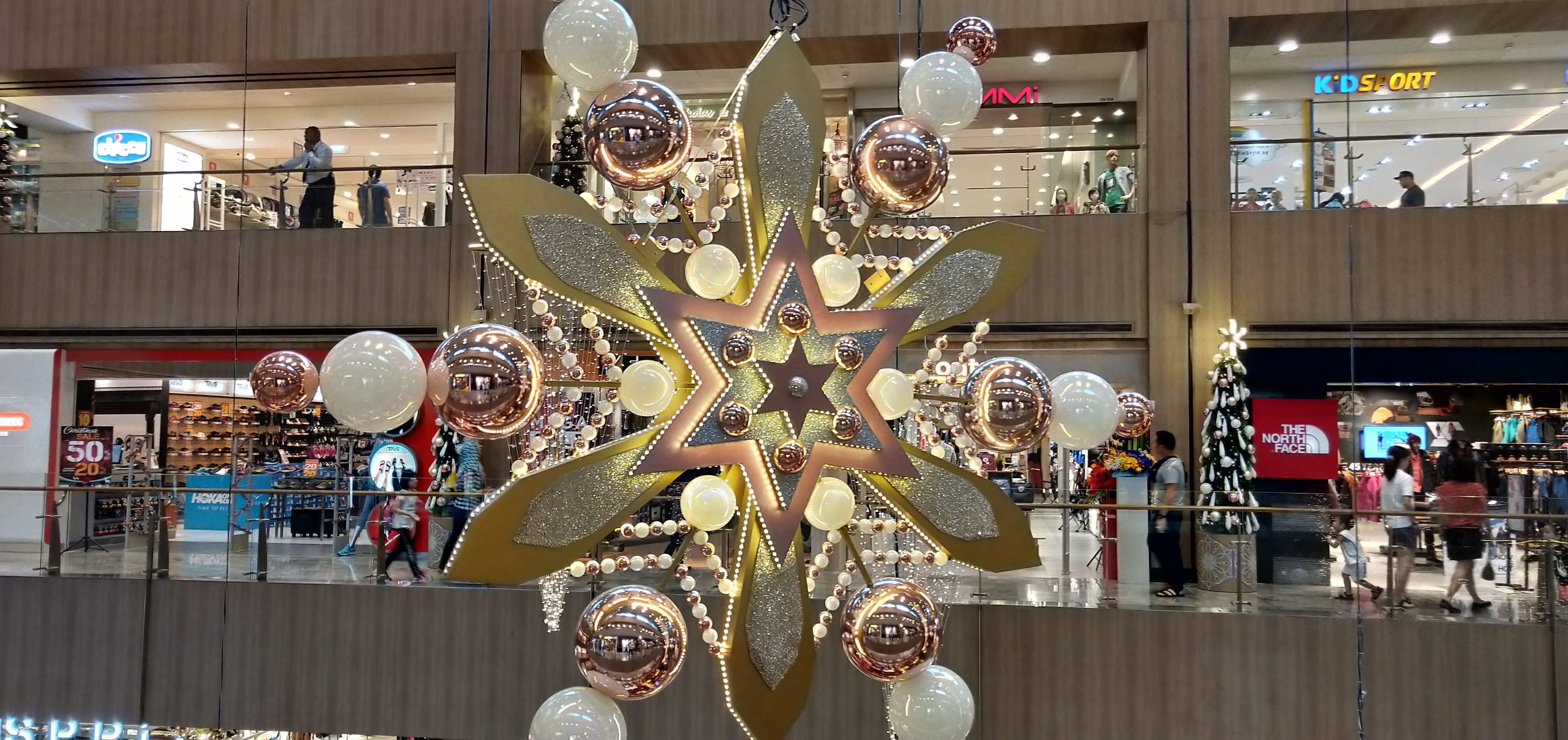 Free stock photo of christmas decoration