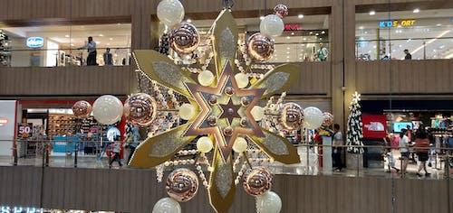 Základová fotografie zdarma na téma vánoční ozdoby