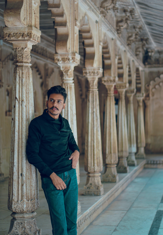 Darmowe zdjęcie z galerii z architektura, budynek, hindus, kolumny
