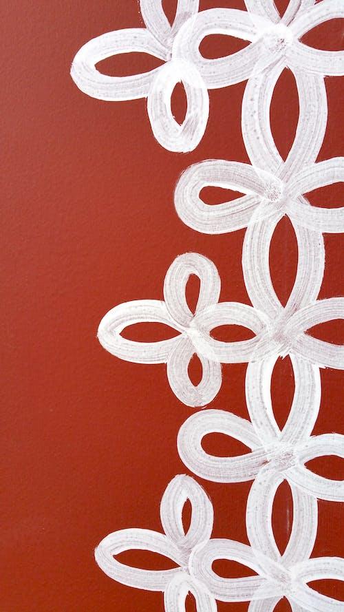 Free stock photo of artwork, design, floral