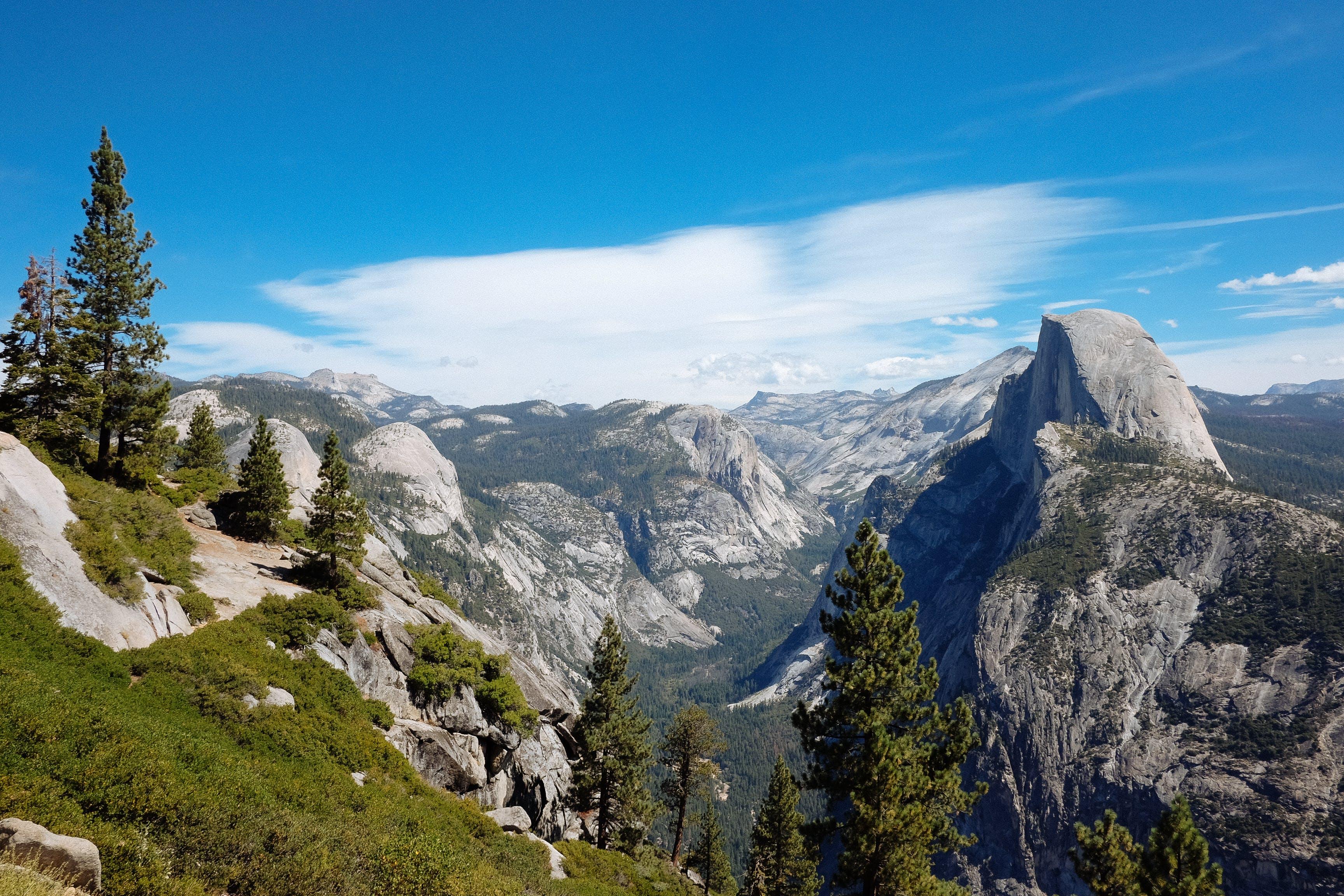 Kostenloses Stock Foto zu berg, felsig, felsiger berg, himmel