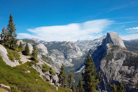 Kostenloses Stock Foto zu landschaft, natur, himmel, berg