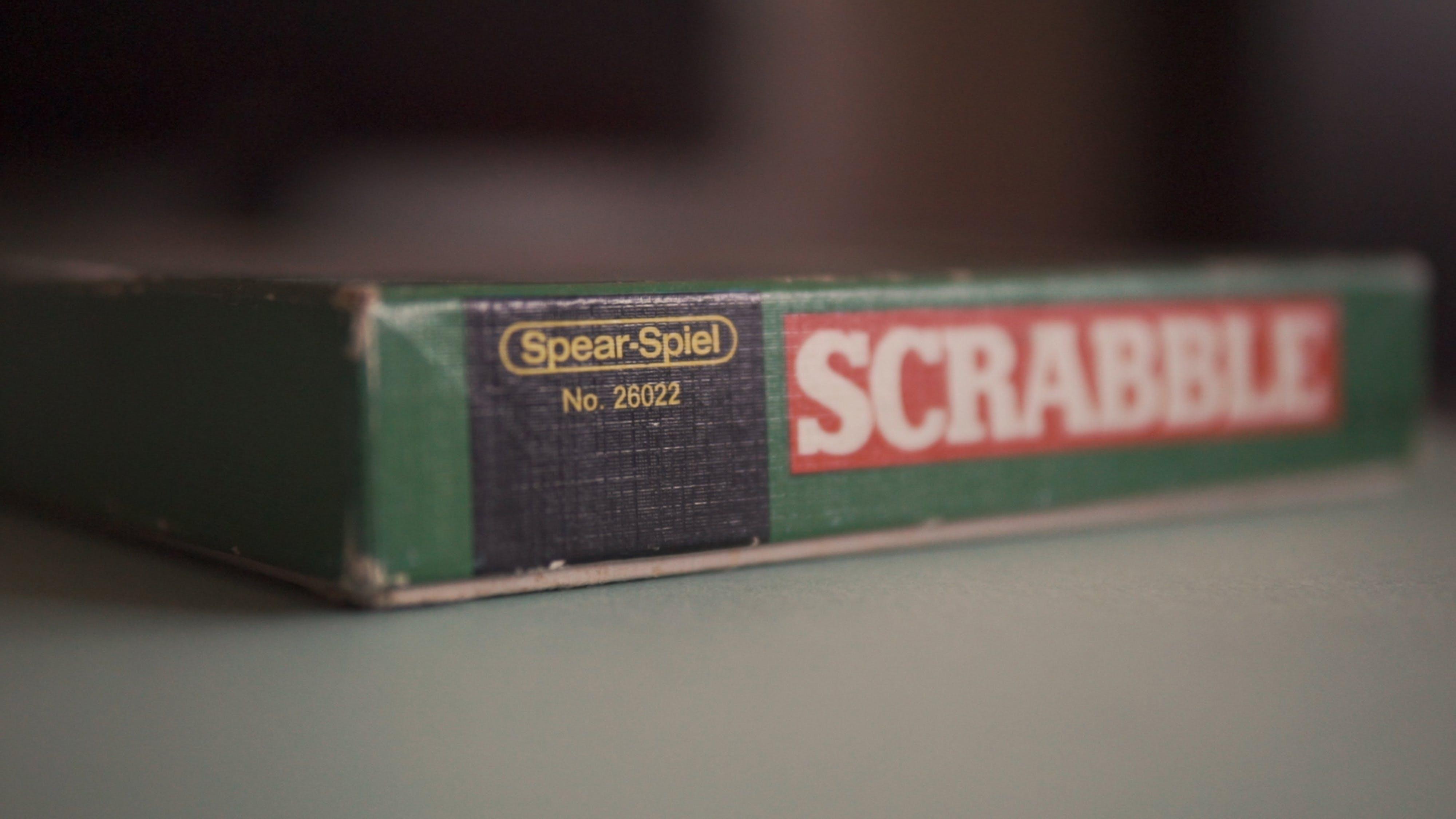 Δωρεάν στοκ φωτογραφιών με macro, makro, scrabble, vintage