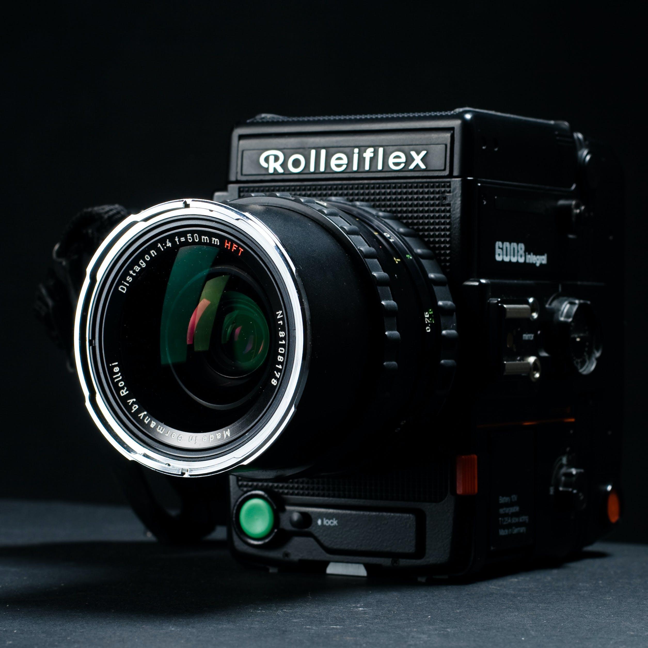 Kostenloses Stock Foto zu kamera, klassisch, linse, rollei