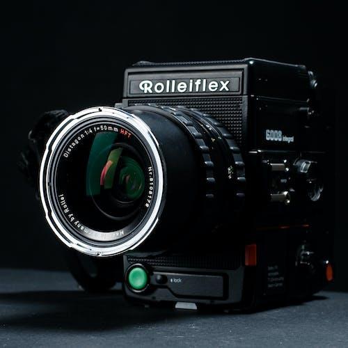 Black Rolleiflex 6008 Camera