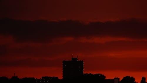 Imagine de stoc gratuită din cer, închis la culoare