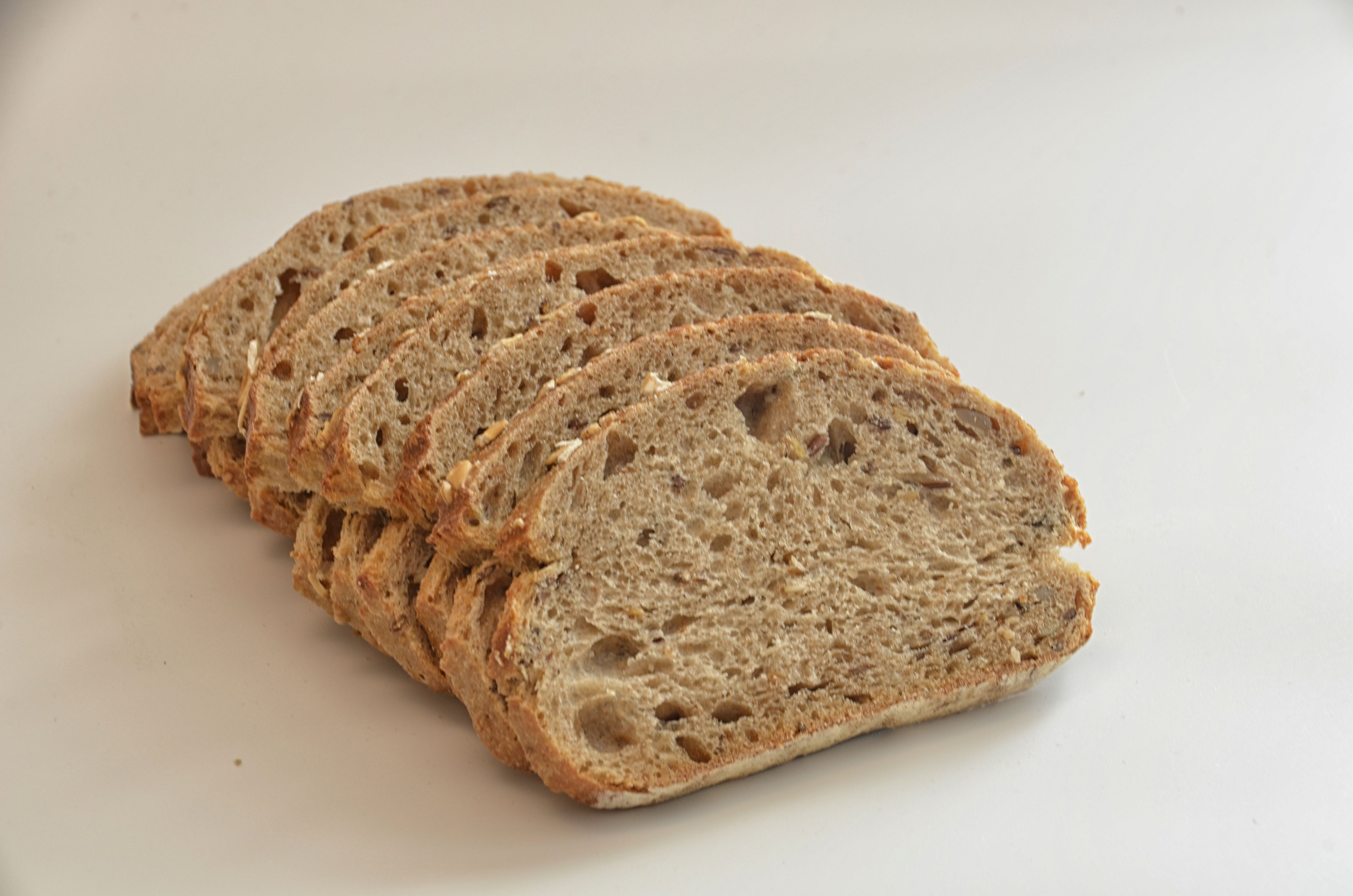 Several Brown Breads 183 Free Stock Photo