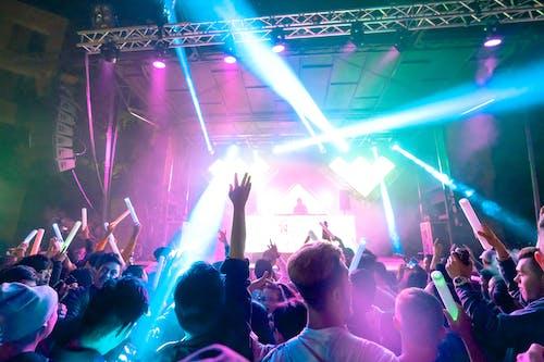 Free stock photo of concert, dj, DJ Mixer