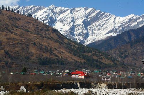 Foto d'estoc gratuïta de #mobilechallenge, #mountains, neu, valls