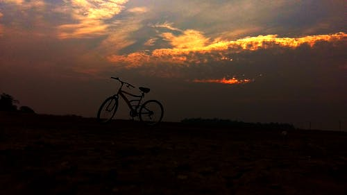 Fotos de stock gratuitas de belleza en la naturaleza, bicicleta, bonito