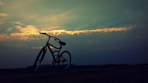 Fotos de stock gratuitas de aparcamiento de bicicletas, aparcamiento de bicis, belleza en la naturaleza
