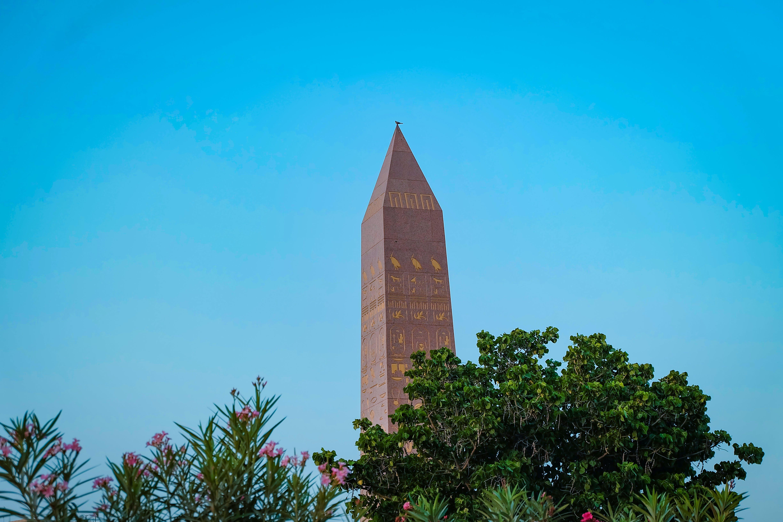 Free stock photo of blue sky, minimalism, tower