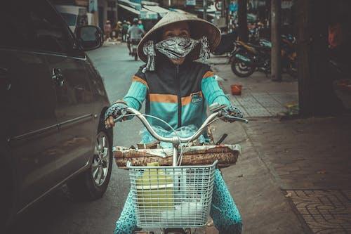 亞洲人, 交通系統, 商店, 城鎮 的 免費圖庫相片