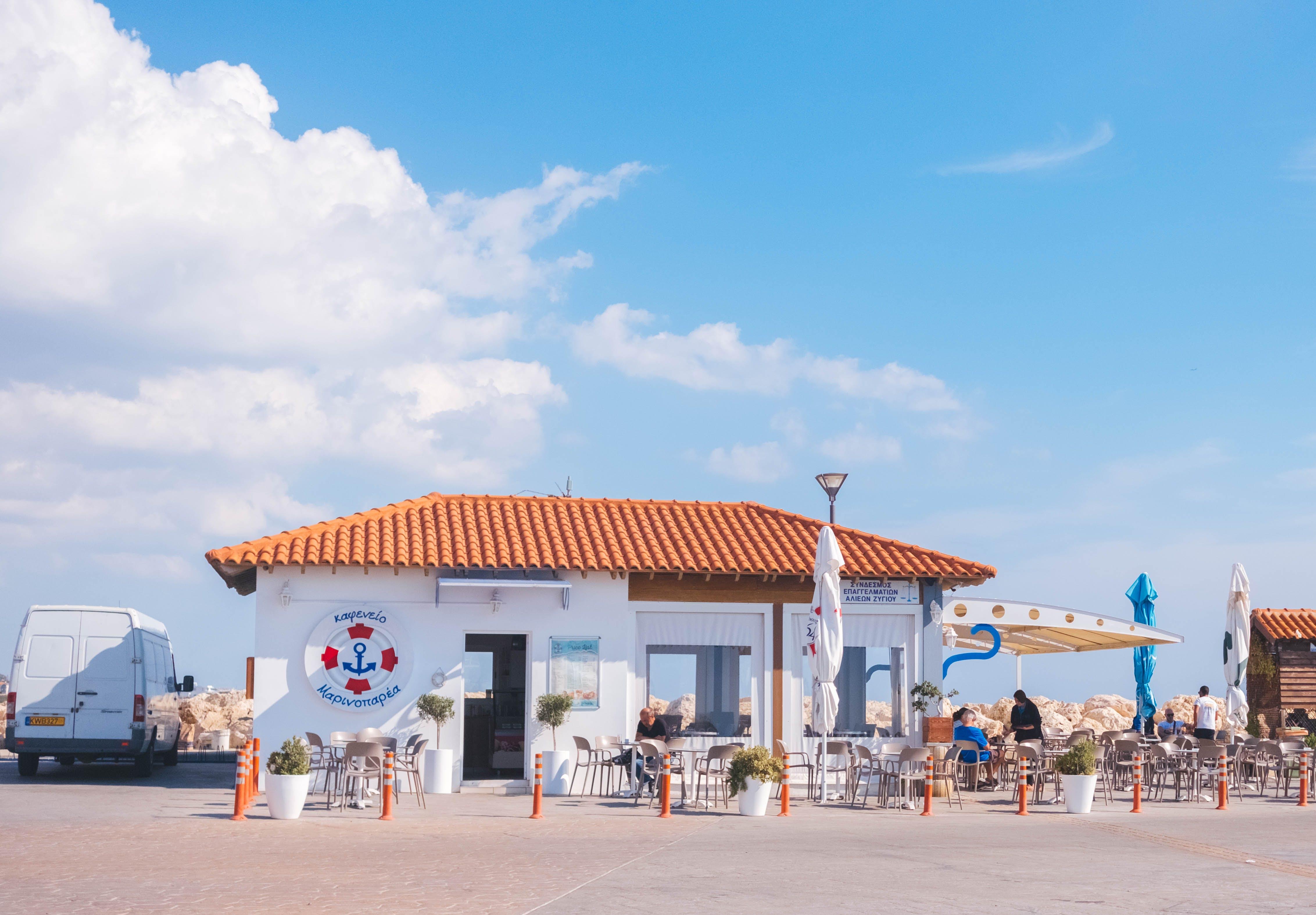 Kostnadsfri bild av arkitektur, byggnad, cypern, dagsljus