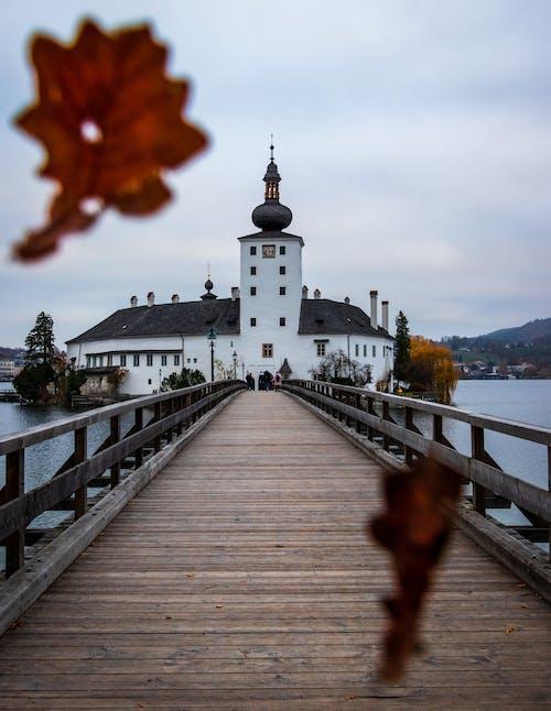 Immagine gratuita di acqua, antico, architettura, autunno