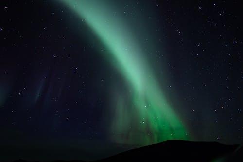 Kostnadsfri bild av aurora, aurora borealis, himmel, kändisar