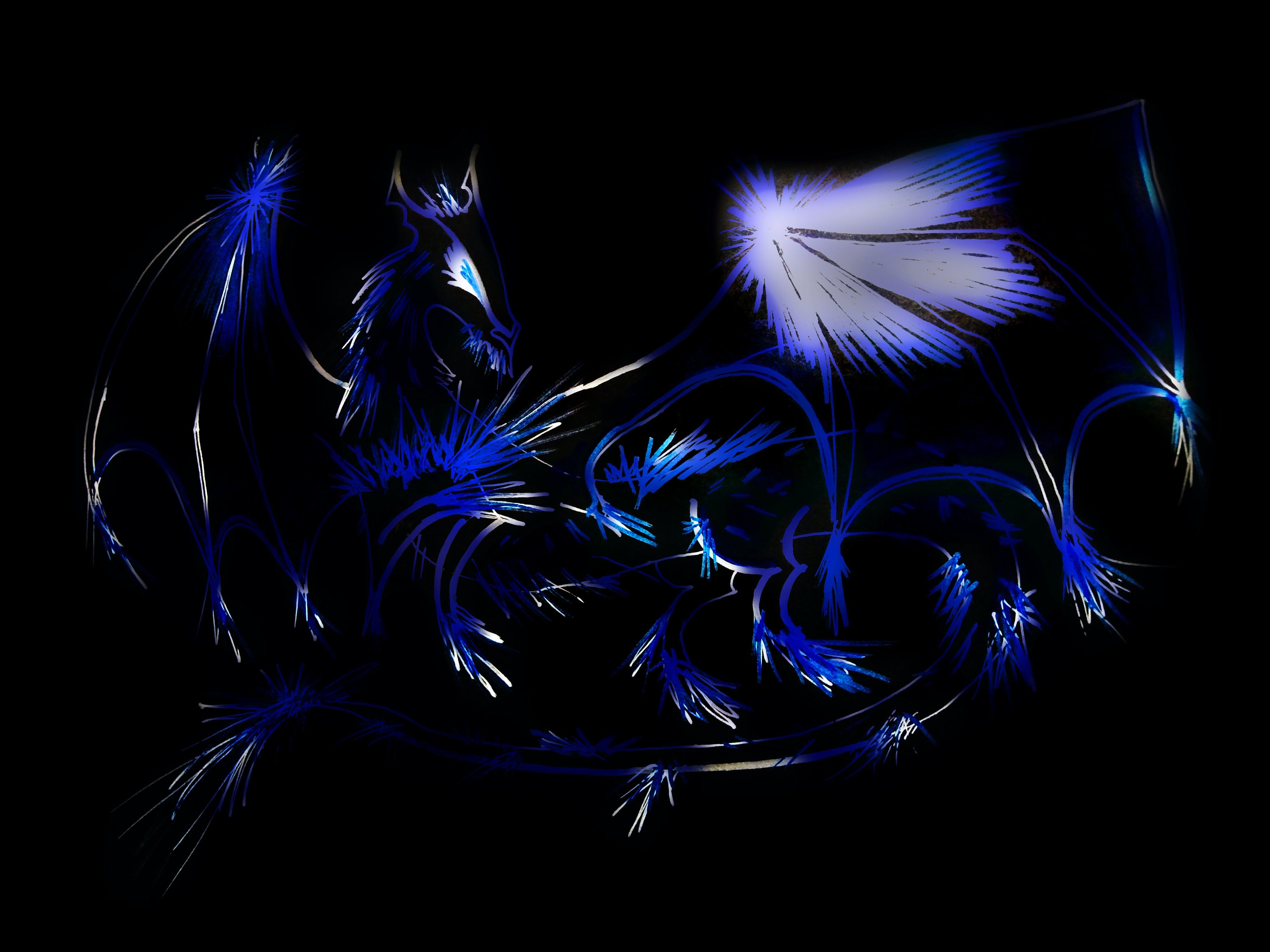 dragon, fatasy