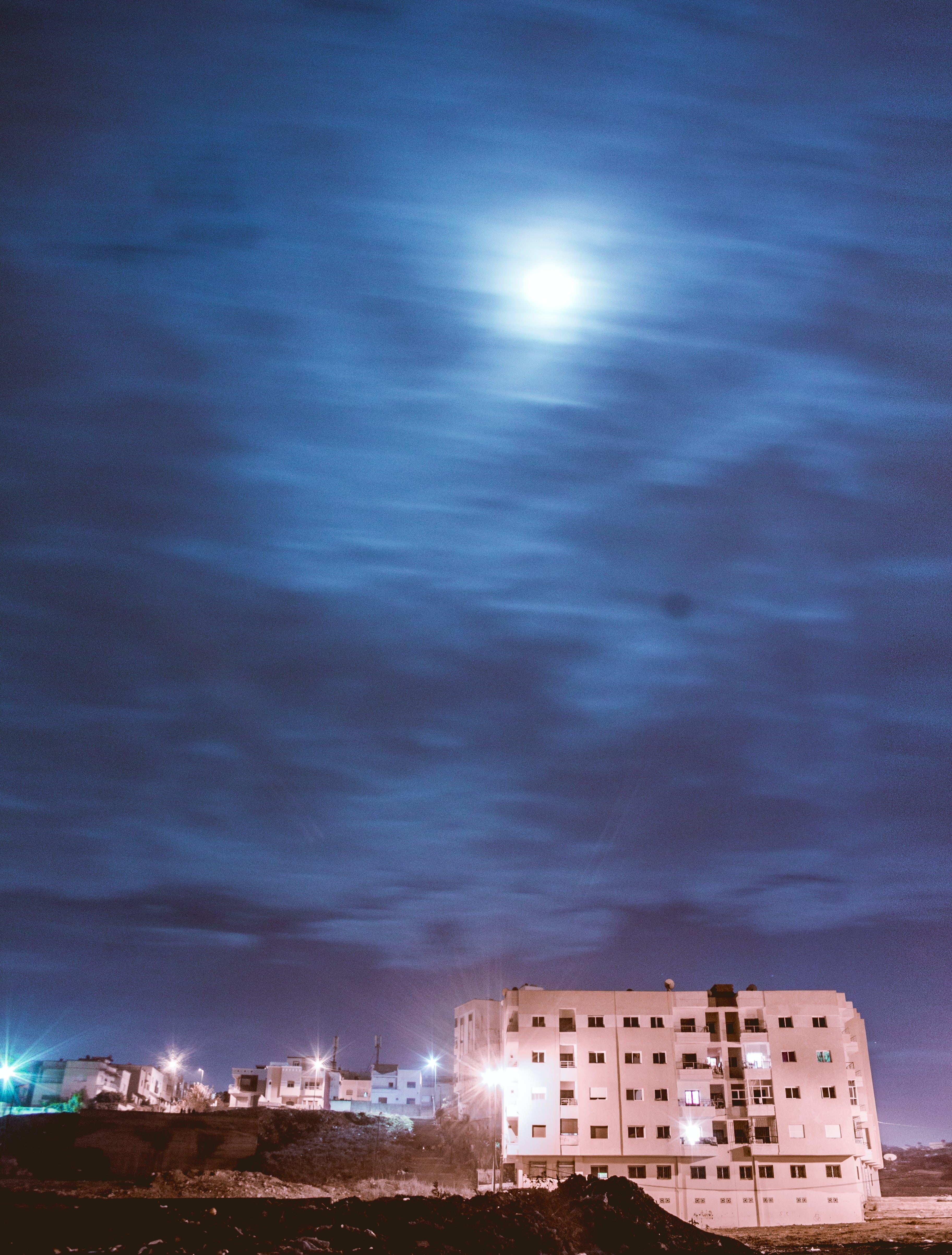 blue angels, lukkertid, måne