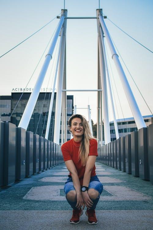 人, 城市, 女人, 女孩 的 免費圖庫相片