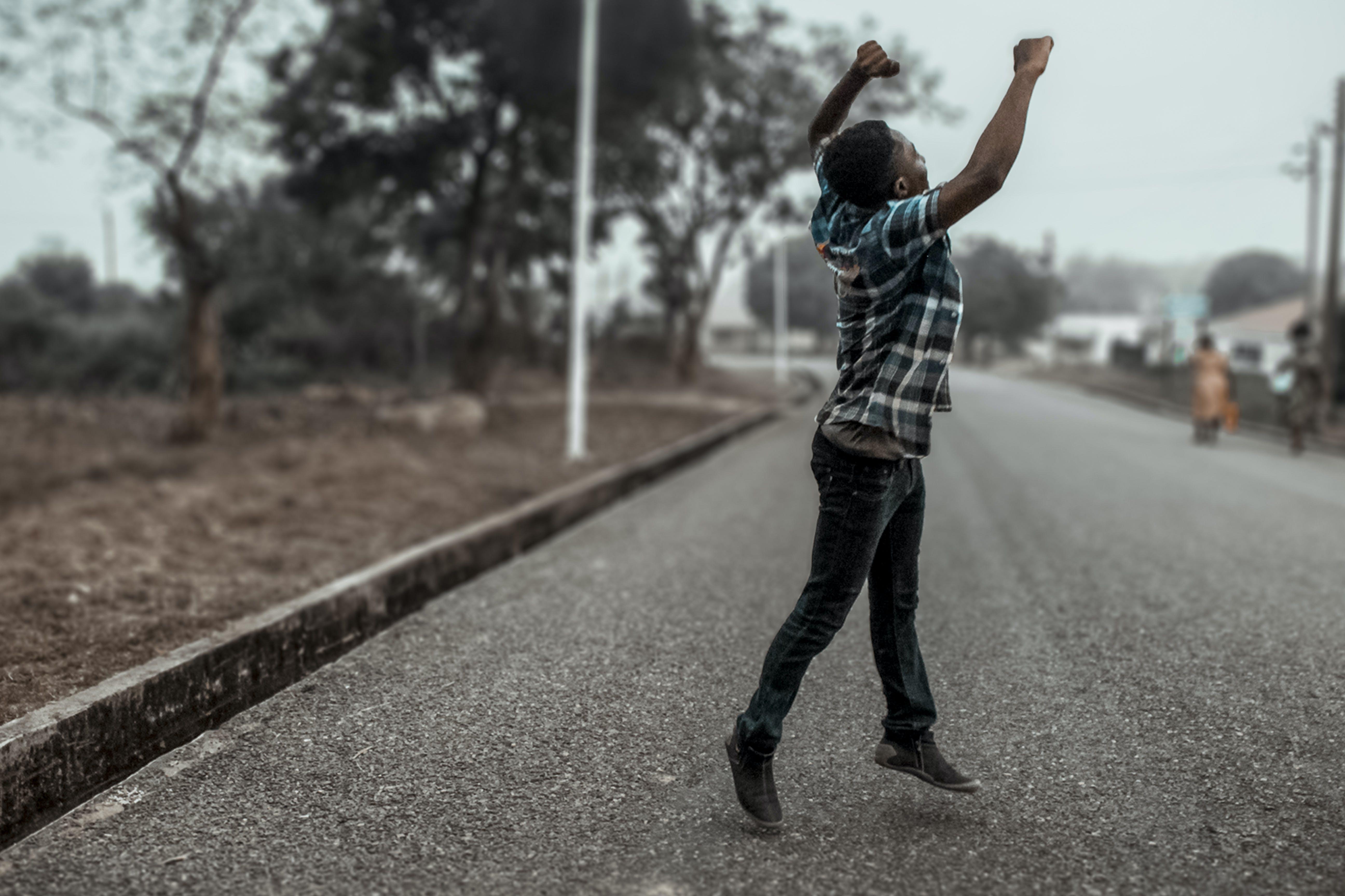 Δωρεάν στοκ φωτογραφιών με ghana, kpando, αιωρούμαι, Άνθρωποι